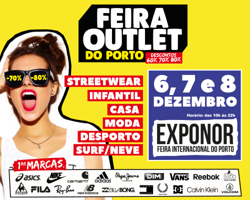 Feira Outlet do Porto