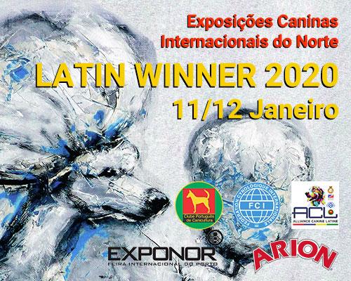 Exposição Canina Internacional do Norte